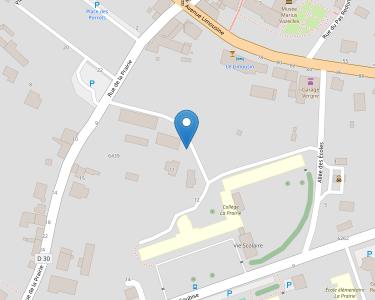 Adresse ASSOCIATION ADMR BUGEAT-MEYMAC-SORNAC