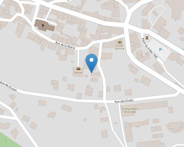 Adresse COMMUNAUTE DE COMMUNES