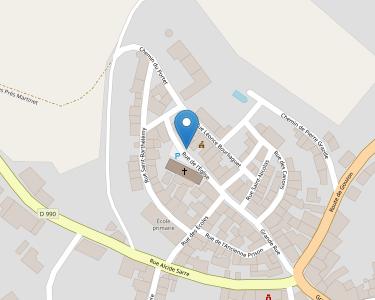 Adresse CCAS DE CHENERAILLES