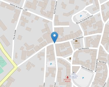 Adresse EHPAD AUZANCES