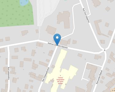 Adresse CENTRE HOSPITALIER SAINT-JUNIEN