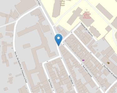 Adresse CENTRE HOSPITALIER DE PONT A MOUSSON