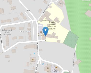 Adresse CCAS DE ST QUENTIN DE BARON