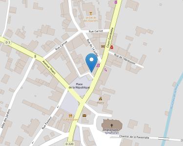 Adresse CCAS DE ST SYMPHORIEN