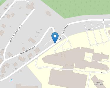 Adresse CENTRE HOSPITALIER DE SAINT-DIE
