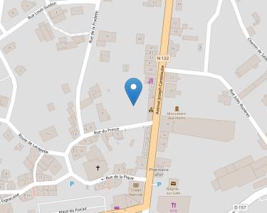 Adresse CCAS DE BAGNAC SUR CELE