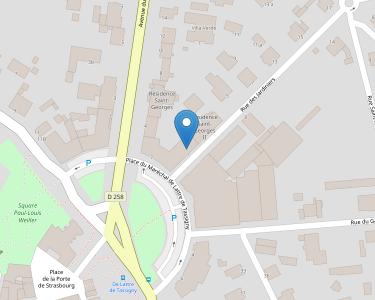 Adresse Caf du Bas-Rhin - Point relais de Sélestat