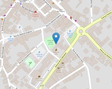 Adresse CPAM de Haute-Loire - accueil de Monistrol-sur-Loire
