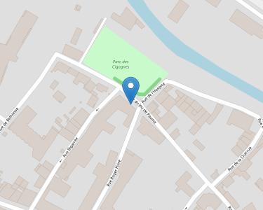 Adresse CENTRE HOSPITALIER DE SAINT NICOLAS DE PORT