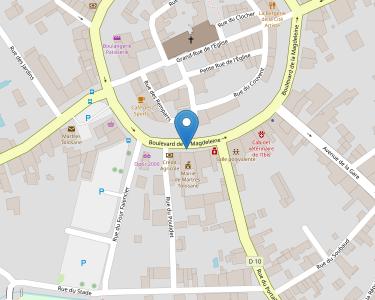 Adresse CCAS DE MARTRES TOLOSANE