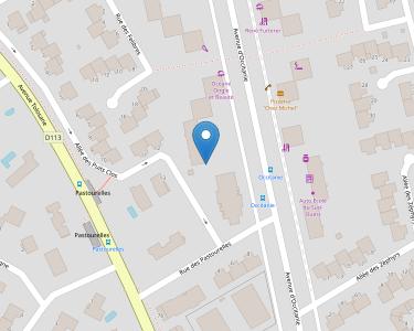 Adresse CCAS DE RAMONVILLE