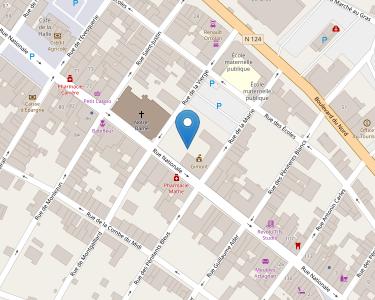 Adresse CENTRE HOSPITALIER DE GIMONT
