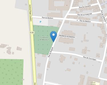 Adresse CENTRE HOSPITALIER EX HOPITAL LOCAL DE MAUVEZIN
