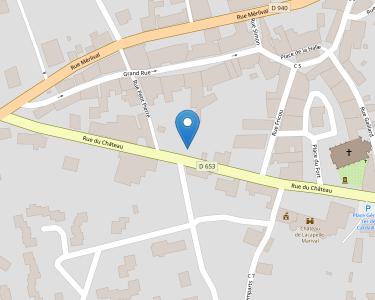 Adresse CCAS DE LACAPELLE MARIVAL