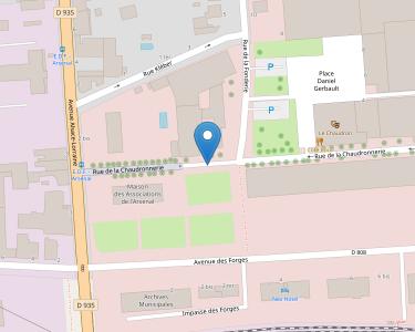 Adresse GIP - CENTRE D'ACTION MEDICO-SOCIALE PRECOCE DES HAUTES-PYRENEES