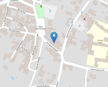 Adresse CCAS DE LESCURE D'ALBIGEOIS