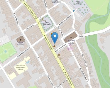 Adresse CCAS DE NEGREPELISSE
