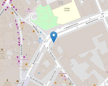 Adresse CENTRE EPICEA - CDPA DU NORD