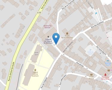 Adresse HOPITAL DE MOLSHEIM