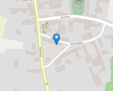 Adresse E.H.P.A.D. DE CHEVRESIS-MONCEAU