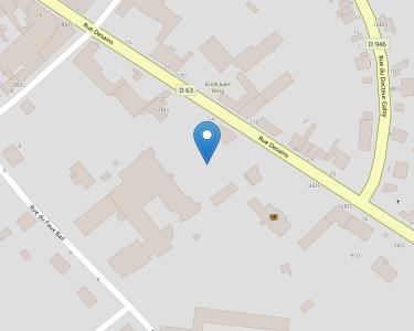 Adresse EHPAD DE MARLE