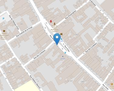 Adresse OFFICE SOCIAL DE SAINT-QUENTIN