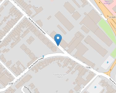 Adresse CENTRE HORIZON DE L'AISNE
