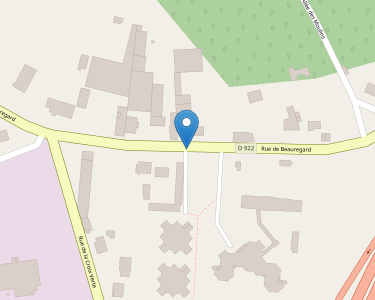 Adresse HOPITAL LOCAL DE NANTEUIL LE HAUDOUIN