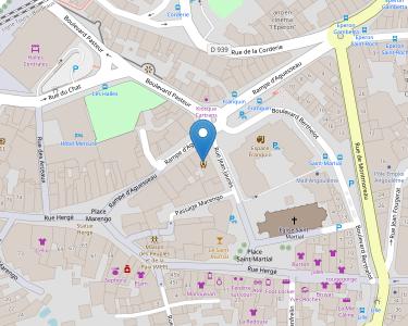 Adresse CCAS D'ANGOULEME