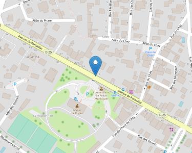 Adresse CCAS DE ROYAN