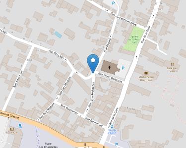 Adresse CCAS DE AYTRE