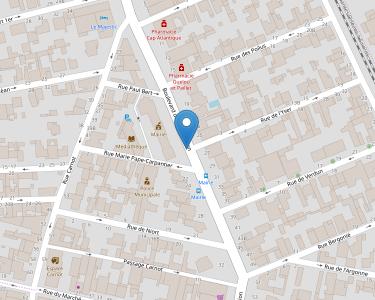 Adresse CCAS DE CHATELAILLON PLAGE