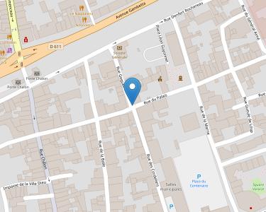 Adresse CCAS DE ST-MAIXENT L'ECOLE