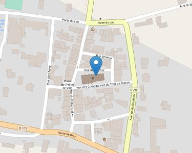 Adresse CCAS DE SERIGNAC-SUR-GARONNE