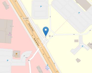 Adresse CH DE BOURG-EN-BRESSE FLEYRIAT