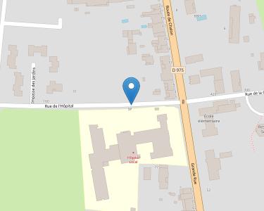 Adresse E.H.P.A.D. DE MONTREVEL-EN-BRESSE