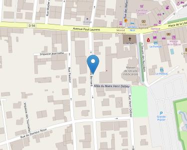 Adresse CENTRE HOSPITALIER DE NYONS