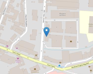Adresse ASSOCIATION CENTRE SAINT-EXUPERY
