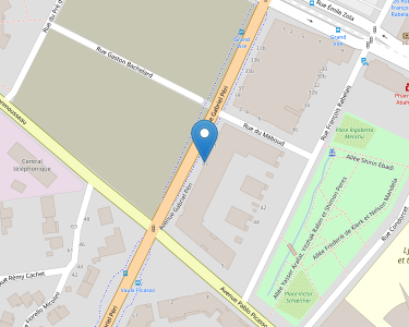 Adresse CCAS DE VAULX-EN-VELIN