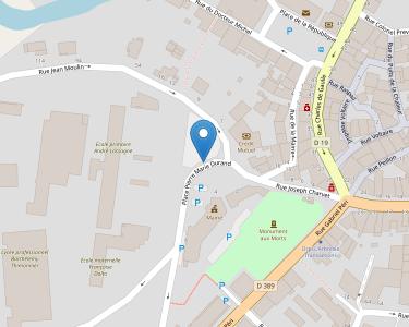 Adresse CCAS DE L'ARBRESLE