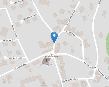 Adresse CCAS DE BARBY