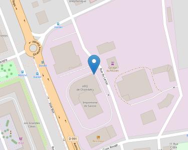Adresse APEI DE CHAMBERY