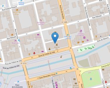 Adresse CCAS DE SALLANCHES