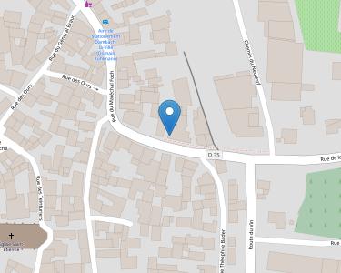 Adresse E.H.P.A.D. DE DAMBACH-LA-VILLE