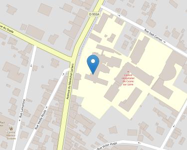 Adresse CH COSNE-COURS-SUR-LOIRE