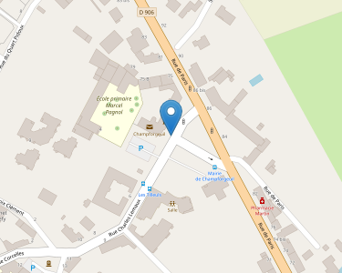 Adresse CCAS DE CHAMPFORGEUIL
