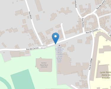 Adresse ASSOCIATION DOMICILE ST POL DE LEON