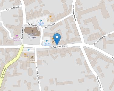 Adresse CCAS DE BANNALEC