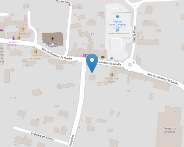 Adresse ADMR COMBRIT - ILE TUDY - TREMEOC