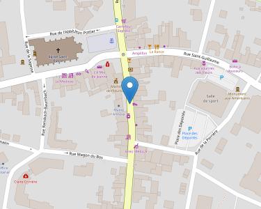Adresse CCAS DE PLEURTUIT